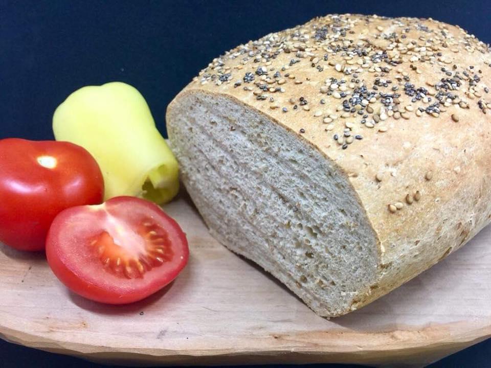 Low Carb Brot mit Haferflocken🍞 Dia-Wellness Zabpelyhes kenyér